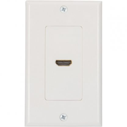 HDMI Wall Plate with 6-Inch Pigtail 3