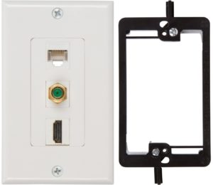 Networking Combo Wall Plates
