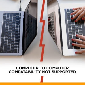 USB to USB Incompatibility